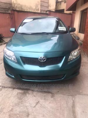 Toyota Corolla 2010 Green | Cars for sale in Oyo State, Ibadan