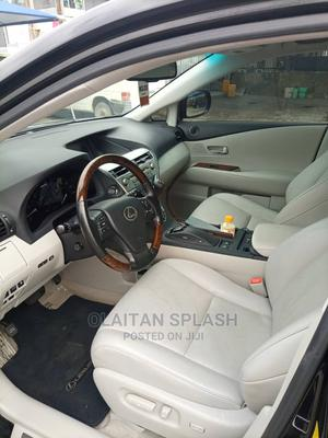 Lexus RX 2011 Black | Cars for sale in Lagos State, Ajah