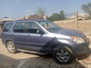 Honda CR-V 2004 LX 4WD Blue   Cars for sale in Ogun State, Abeokuta South