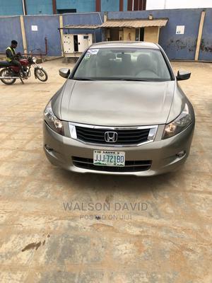 Honda Accord 2009 2.4 EX Gold   Cars for sale in Lagos State, Ojodu