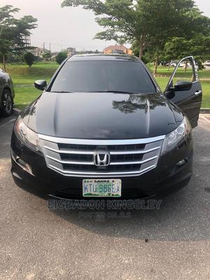 Honda Accord CrossTour 2011 EX-L Black | Cars for sale in Lagos State, Lekki