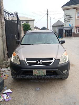 Honda CR-V 2003 2.0i ES Automatic Gold   Cars for sale in Lagos State, Amuwo-Odofin