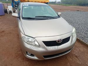 Toyota Corolla 2009 1.8 Advanced Gold | Cars for sale in Abuja (FCT) State, Gwarinpa