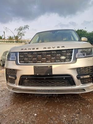 Land Rover Range Rover Vogue 2018 Gold   Cars for sale in Kaduna State, Kaduna / Kaduna State