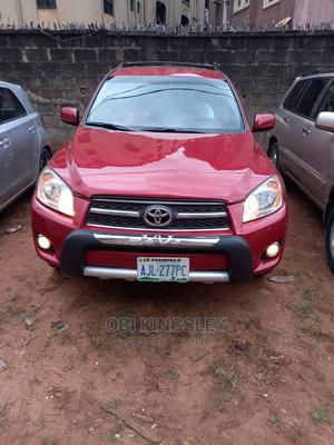 Toyota RAV4 2010 2.5 Limited 4x4 Red | Cars for sale in Anambra State, Onitsha