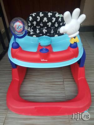 Tokunbo Uk Used Mickey Mouse Walker | Children's Gear & Safety for sale in Lagos State, Ikeja
