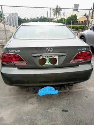 Lexus ES 2005 330 Green | Cars for sale in Lagos State, Ikorodu