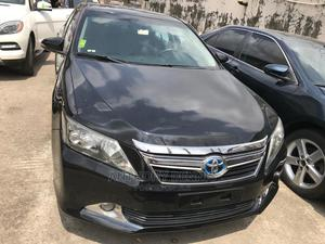 Toyota Camry 2012 Hybrid XLE Black   Cars for sale in Lagos State, Ilupeju