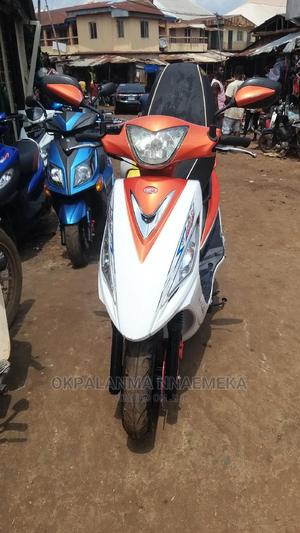 Kymco 2020 Orange   Motorcycles & Scooters for sale in Anambra State, Nnewi