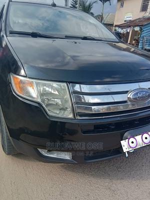 Ford Edge 2008 Black | Cars for sale in Delta State, Warri