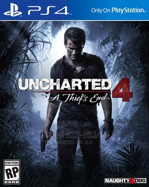 Uncharted 4: A Thief's End   Video Games for sale in Enugu State, Enugu