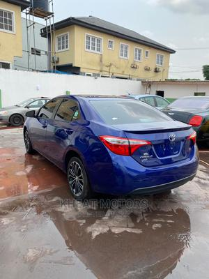 Toyota Corolla 2015 Blue | Cars for sale in Lagos State, Ogudu