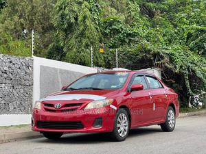 Toyota Corolla 2013 Red | Cars for sale in Abuja (FCT) State, Asokoro