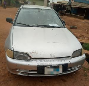 Honda Civic 1994 Silver | Cars for sale in Lagos State, Ikorodu