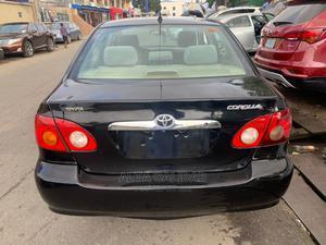 Toyota Corolla 2006 1.8 VVTL-i Compressor TS Black | Cars for sale in Lagos State, Surulere