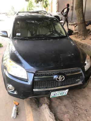 Toyota RAV4 2009 Sport V6 4x4 Blue | Cars for sale in Lagos State, Ikeja