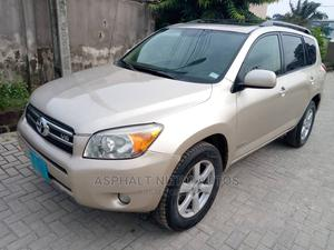 Toyota RAV4 2008 3.5 Sport 4x4 Gold | Cars for sale in Lagos State, Ajah