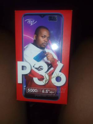 Itel P36 16 GB Black   Mobile Phones for sale in Oyo State, Egbeda