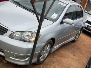 Toyota Corolla 2007 S Silver | Cars for sale in Oyo State, Oluyole