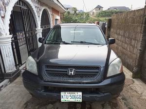 Honda Pilot 2005 Blue | Cars for sale in Ogun State, Obafemi-Owode