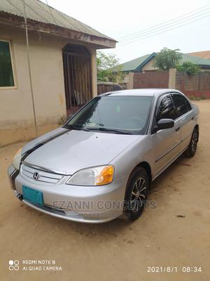 Honda Civic 2003 Silver | Cars for sale in Lagos State, Ikeja