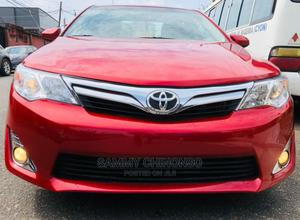 Toyota Camry 2012 Red   Cars for sale in Lagos State, Alimosho