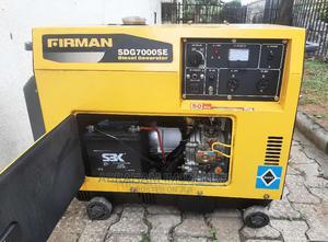 Fireman Generator 7000 | Manufacturing Equipment for sale in Abuja (FCT) State, Garki 1