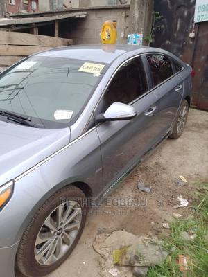 Hyundai Sonata 2016 Silver | Cars for sale in Lagos State, Amuwo-Odofin
