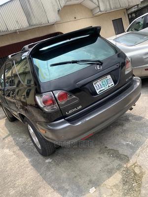 Lexus RX 2002 Black | Cars for sale in Delta State, Warri