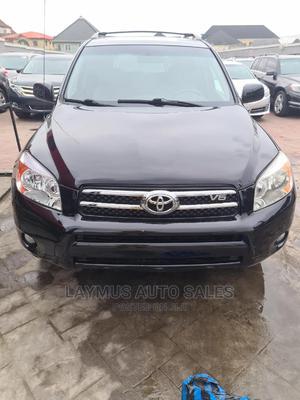 Toyota RAV4 2008 Black | Cars for sale in Lagos State, Amuwo-Odofin