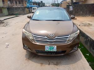 Toyota Venza 2012 V6 AWD Brown | Cars for sale in Lagos State, Ikeja