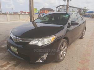 Toyota Camry 2014 Black | Cars for sale in Delta State, Ugheli