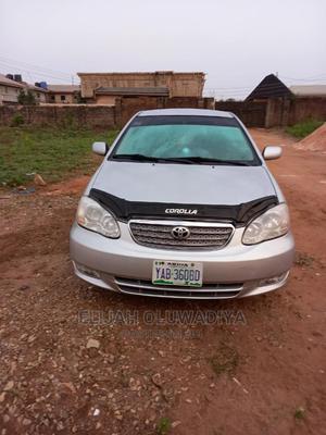 Toyota Corolla 2004 LE Silver   Cars for sale in Edo State, Benin City