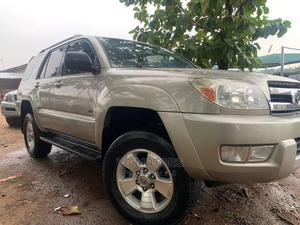 Toyota 4-Runner 2005 Gold | Cars for sale in Abuja (FCT) State, Kubwa