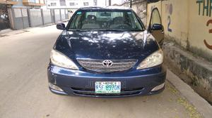Toyota Camry 2003 Blue | Cars for sale in Lagos State, Mushin