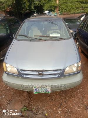 Toyota Sienna 2000 LE & 1 Hatch Blue | Cars for sale in Enugu State, Enugu