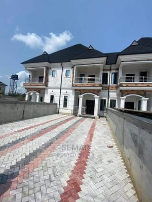 Furnished 3bdrm Duplex in Shell Co-Operative, Eliozu for Rent | Houses & Apartments For Rent for sale in Port-Harcourt, Eliozu