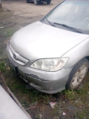 Honda Civic 2005 Gray   Cars for sale in Akwa Ibom State, Uyo