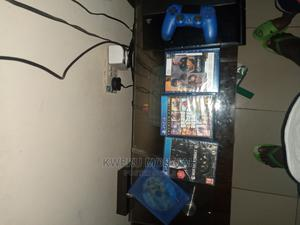 2nd Condition Ps4 With 2 Controllers and 3 Games | Video Game Consoles for sale in Lagos State, Magodo