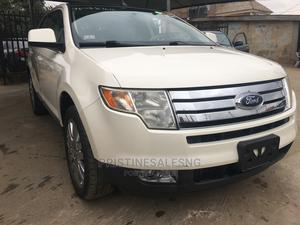 Ford Edge 2008 White   Cars for sale in Lagos State, Isolo