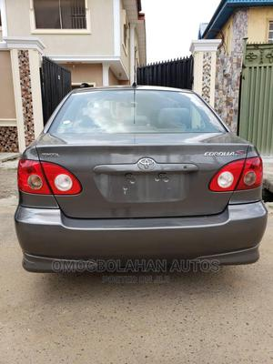 Toyota Corolla 2007 Gray | Cars for sale in Lagos State, Magodo