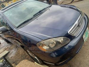 Toyota Corolla 2003 Blue   Cars for sale in Lagos State, Ikeja