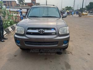 Toyota Sequoia 2006 Gray | Cars for sale in Lagos State, Magodo