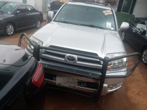 Toyota 4-Runner 2005 Silver   Cars for sale in Lagos State, Ikeja