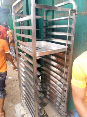 Bread Trolley 16 Trays | Restaurant & Catering Equipment for sale in Lagos State, Ojo