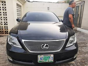 Lexus LS 2008 460 Black | Cars for sale in Lagos State, Ikeja