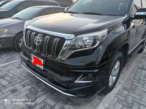 Toyota Land Cruiser Prado 2015 VX Black | Cars for sale in Lagos State, Lekki