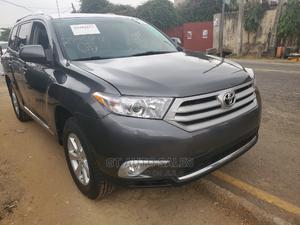 Toyota Highlander 2011 SE Gray   Cars for sale in Lagos State, Ikeja