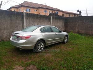 Honda Accord 2009 LX 2.4 Automatic Silver | Cars for sale in Lagos State, Ifako-Ijaiye