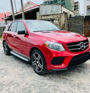 Mercedes-Benz GLE-Class 2016 Red   Cars for sale in Lagos State, Victoria Island